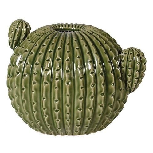 Ceramic Green Cactus