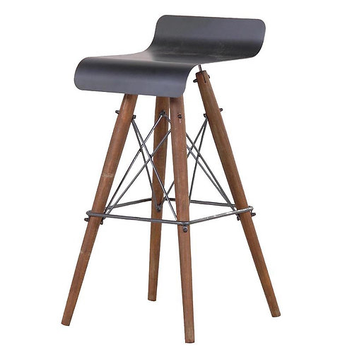 Metal Seat Bar Stool