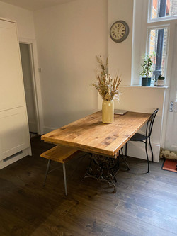 Iron Reclaim Table