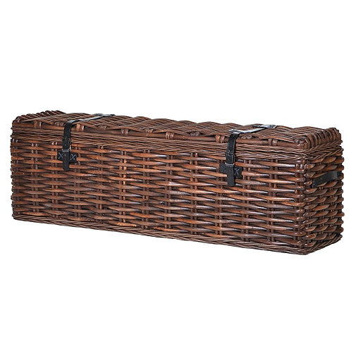 Natural Wicker Trunk