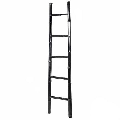 Black Bamboo Ladder