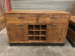 2 drawer & 2 door wine rack.JPG