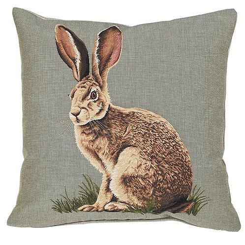 Hare Design Cushion Cover