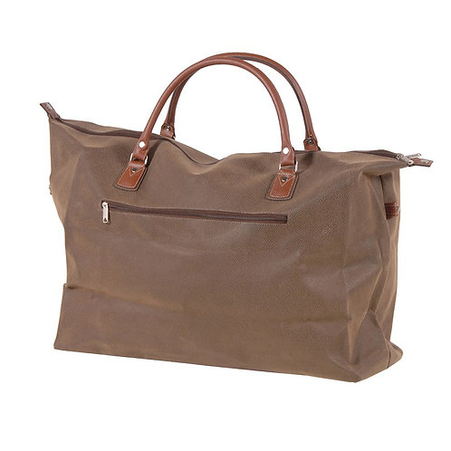 Large Brown Travel Bags