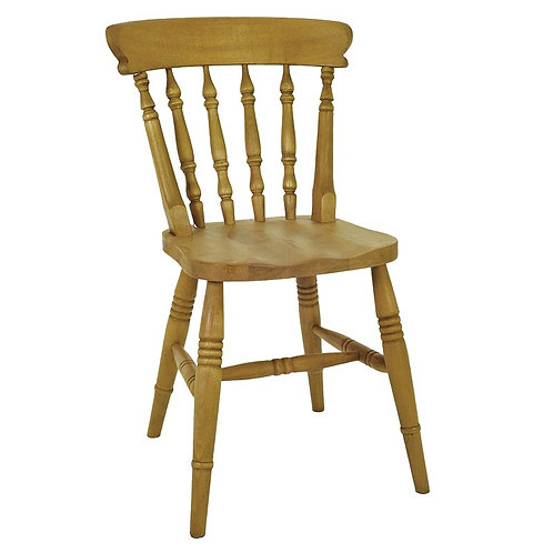 Low Spindle Chair