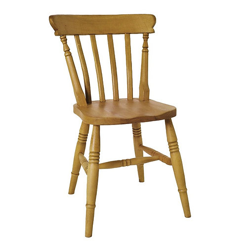 Low Slat Chair