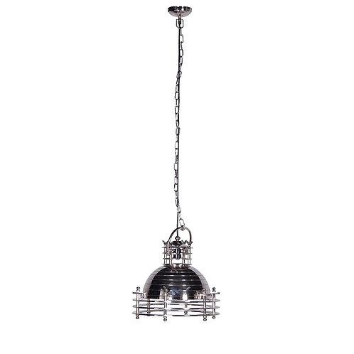 Nickel Industrial Hanging Light