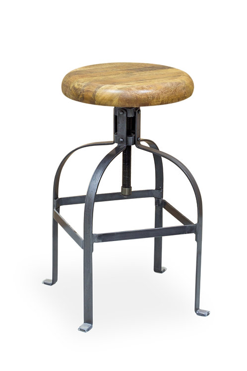 Retro Mango Stool