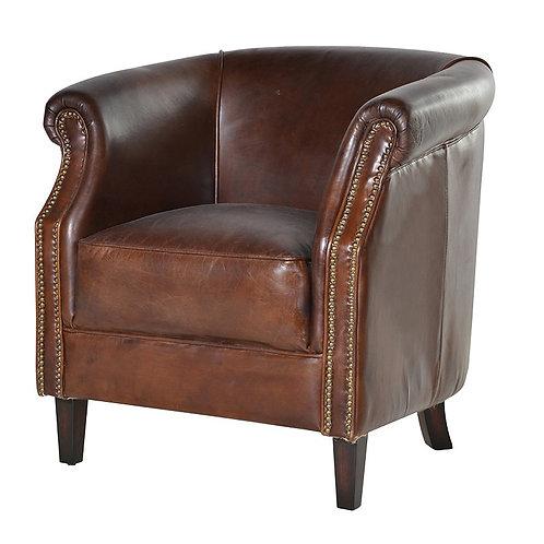 Mayfair Leather Armchair