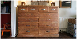 His & Her Chest of Drawers