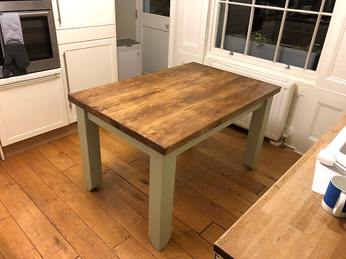 5FT wax table top