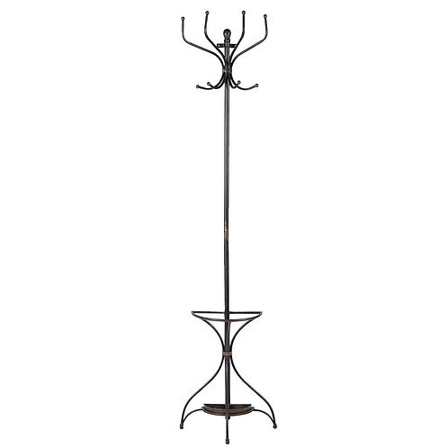 Wall Mount Coat & Umbrella Stand