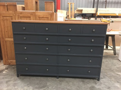 His & Her Printed Chest of Drawers