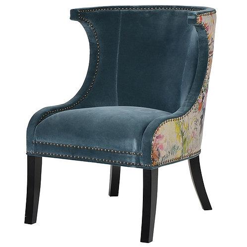 Broughton Mist Studded Chair