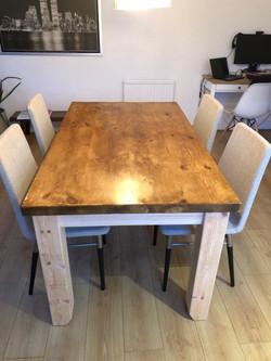 Wax Table Top