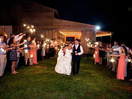 First Weddings a Success!
