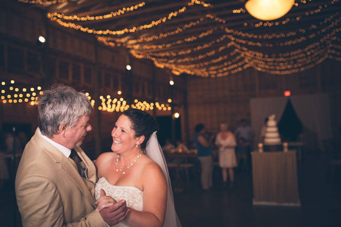 Father Daughter Dance |The Wedding Barn at L'Horne