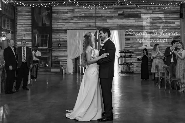 Brooke & Kevin first dance