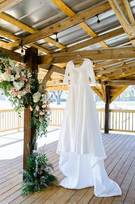 Demi's dress in pole barn.jpg