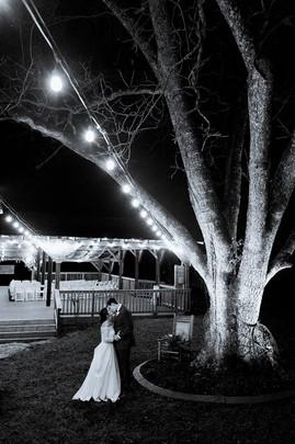 Demi & Casey at night.jpg