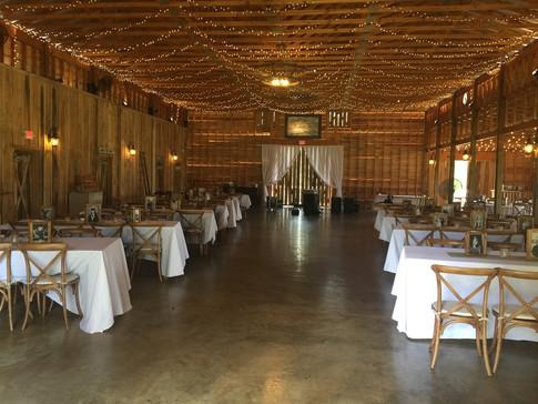 farmhouse tables covered.JPG