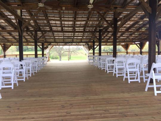 Pole barn ready