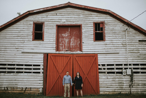 Engagement by old barn.jpg