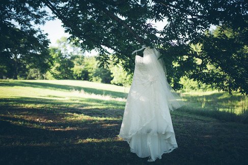 Bride's Dress |The Wedding Barn at L'Horne