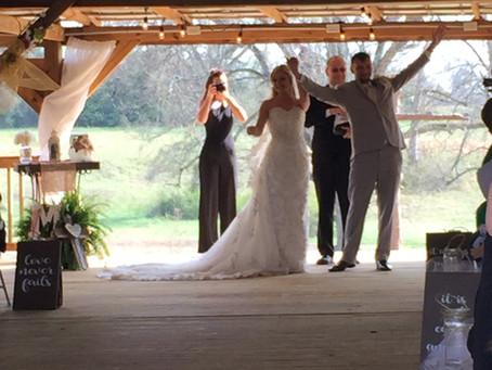 Wedding Season is under way...