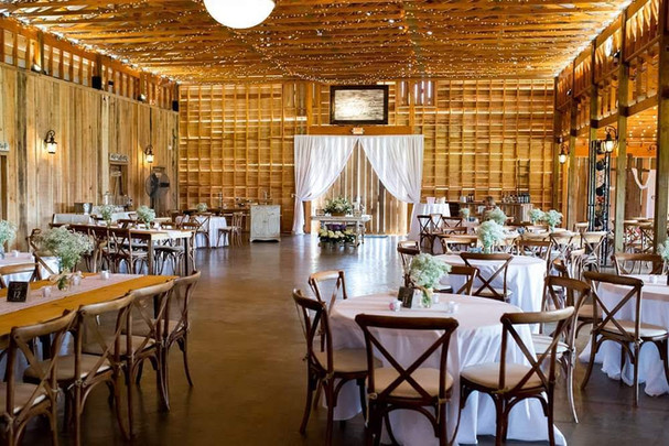 Barn ready for guests