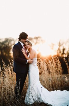 Ruth & Stephen sunset