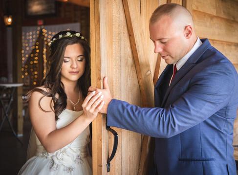 Sarah & Austin first prayer.jpg