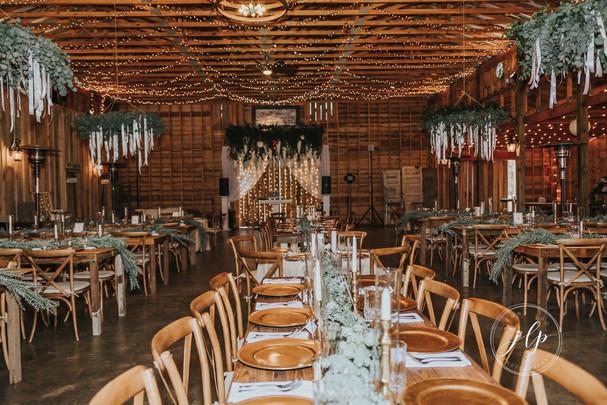 barn for Jacey's wedding