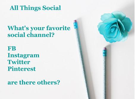All Things Social