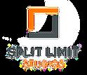 Split Limit Primary Logo in Orange and G