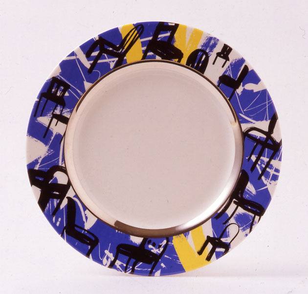 """""""getting blue""""plate"""