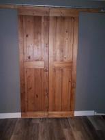 barn doors for bathroom