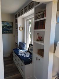 bedroom built ins