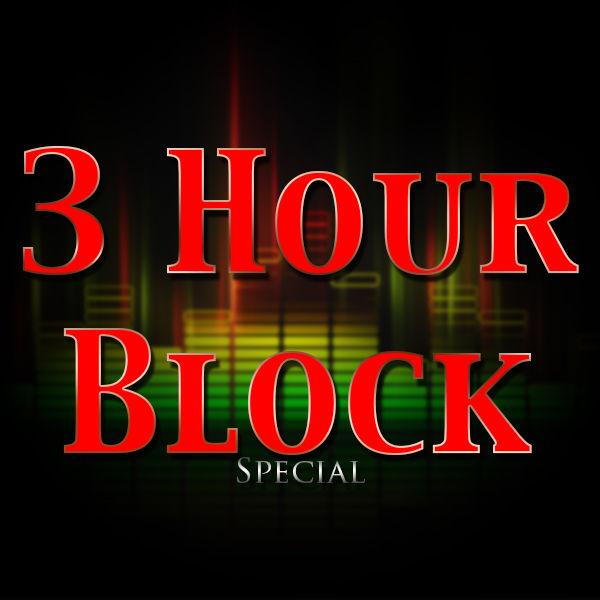 3-Hour Block