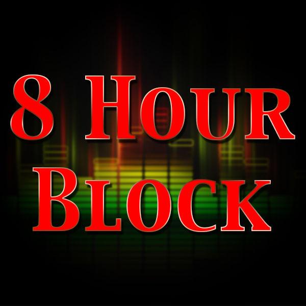 8-Hour Block