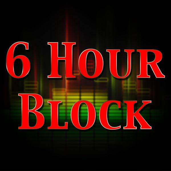 6-Hour Block