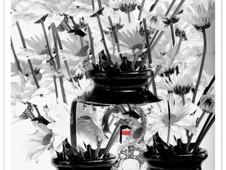 Post-war Japanese vase travels down three generations