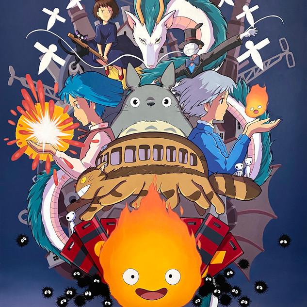 Ghibli fun