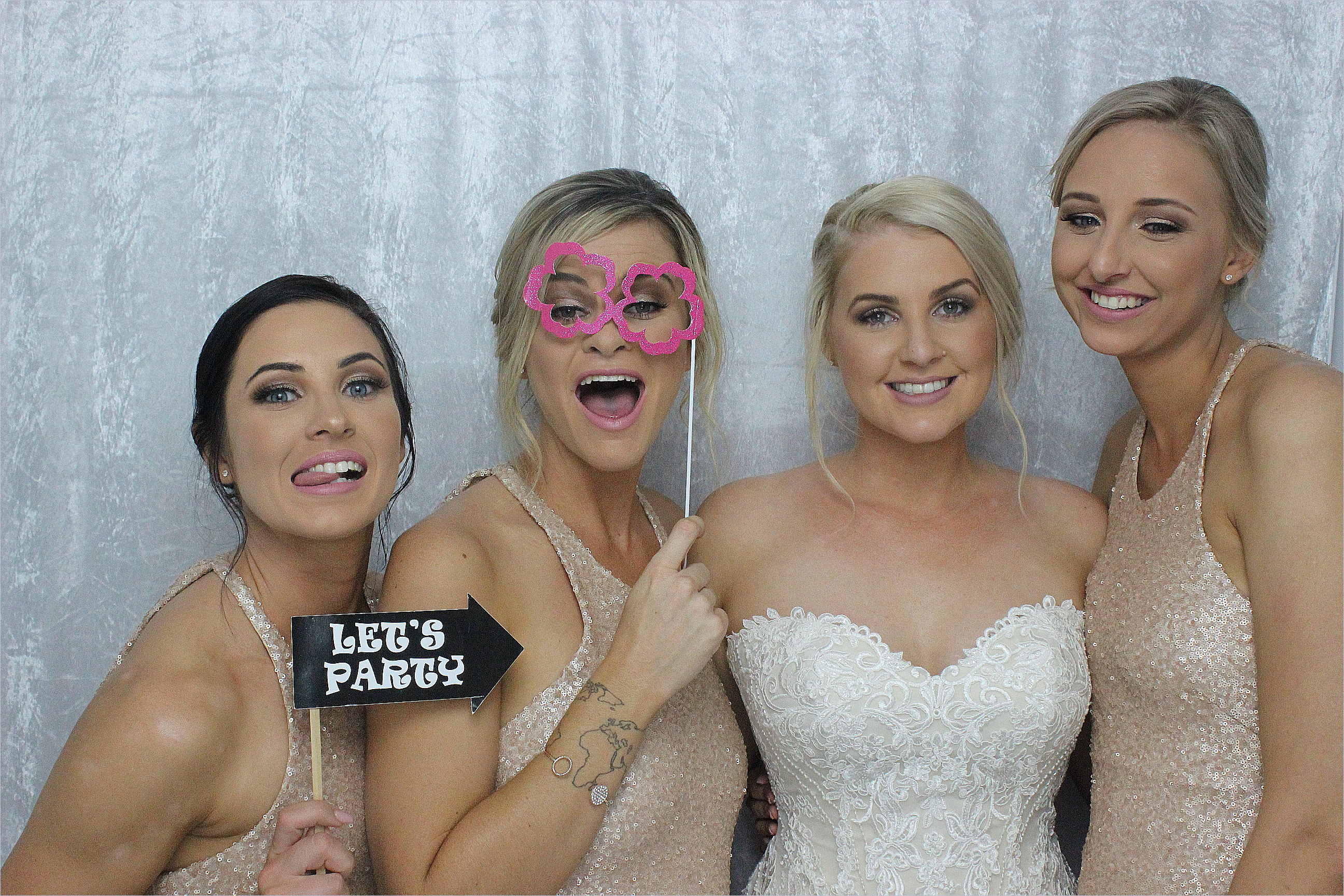 Bridal Party Beauty!