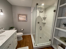 2700 sq ft. colonial house remodel interior