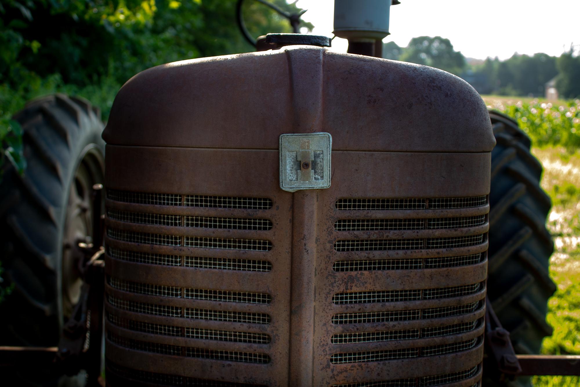 international harvestor tractor