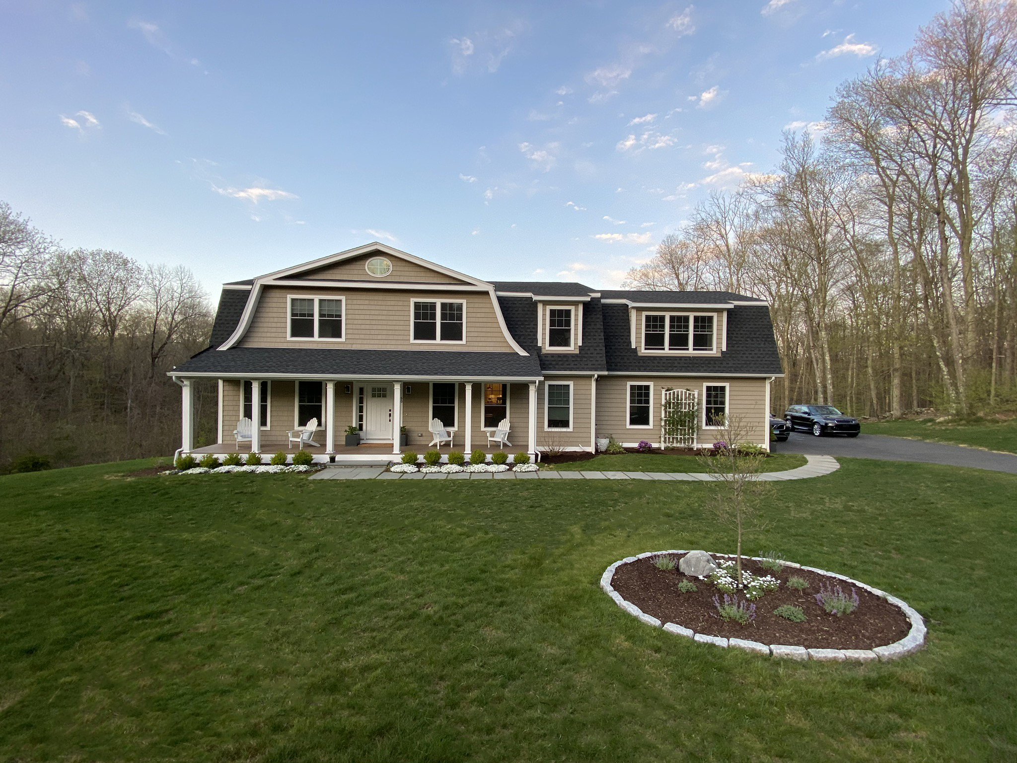 2700 sq ft. colonial house remodel