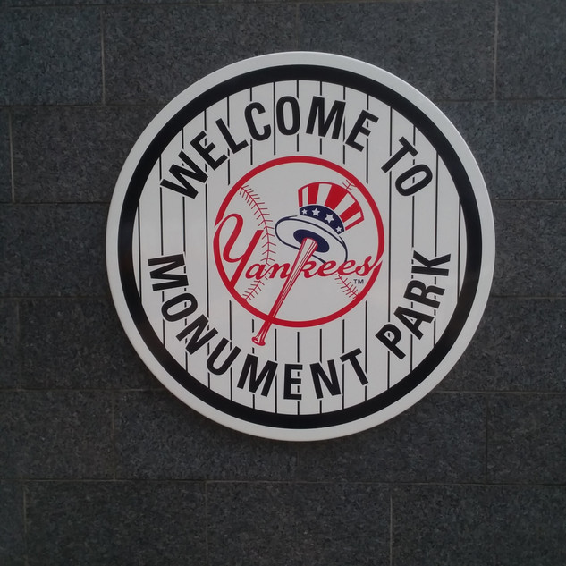 Yankee Stadium, Monument Park