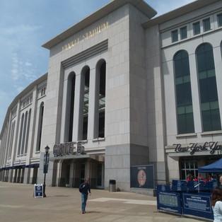 Stadium Entrance, Gate 6