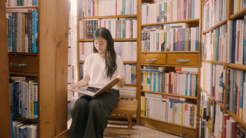 Gnal bookstore
